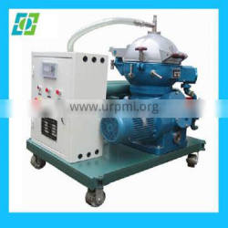 High Filtering Accuracy Centrifugal Oil Purification Machine Quality Choice