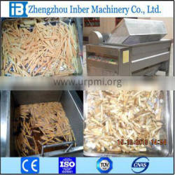 french fries machine with capacity 50-300kg/h