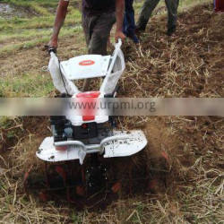 6.5HP little white dragon used in paddy field soil mixer for sale farm walking tractors rice weeder power tools