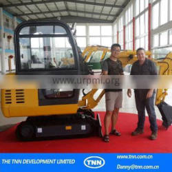 Y hotsell cheaper pay excavator for rail