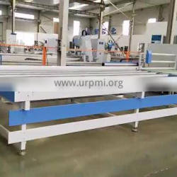 PVC Door-Window Welding & Cleaning Produce Line WPL130
