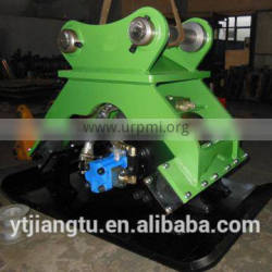 JT-10 vibro compactor for 27 tons excavator made in china cheap and good quality
