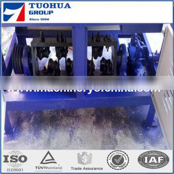Fully Automatic Wire Straightening and Cutting Machine SE 4-12 Made in China