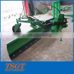 90hp tractor mounted hydraulic grader blade working width 3.0m