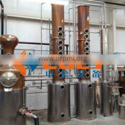 pyrolysis oil distillation plant (CGET)