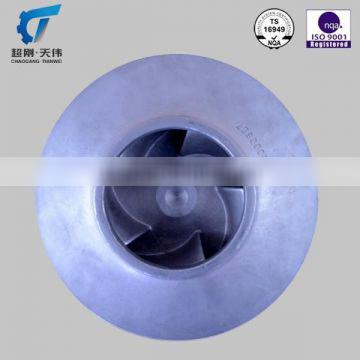 stainless steel impellers for water pump impeller