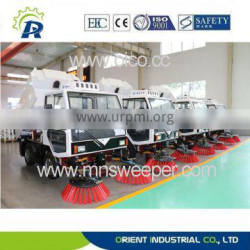 High quality OR5060 sweeping equipment road sweeper