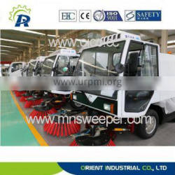 High quality OR5060 automatic road street sweeper