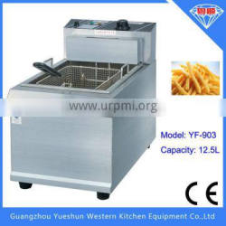 Multipurpose electric stove top deep fryer