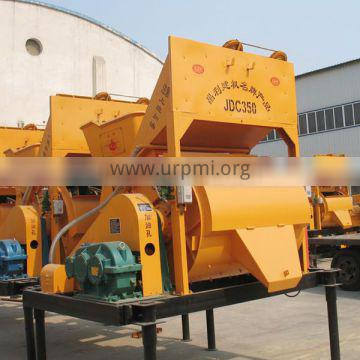 With CE ISO certificate high quality JDC350 dubai concrete mixer