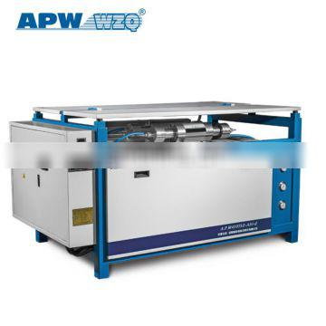 High quality water jet cutting with stone cutting table