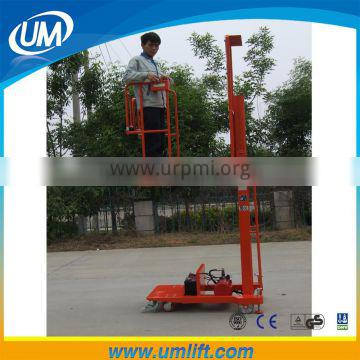 Best Quality Single Person Electric Control Hydraulic Motorcycle Lift Table For Lifting from 2-6 Meters