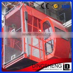 construction hoist lifting machine