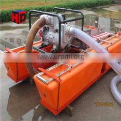 Gold Mining Mini Dredger with High Efficiency for export