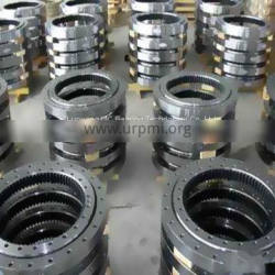 China factory supply XI 180865N cross roller bearing with inner gear teeth 736*952*54mm