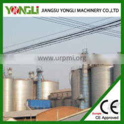 reliable sealing silo for corn with engineers available to service machinery overseas
