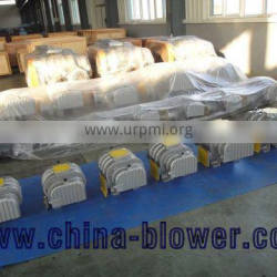 three impeller roots blower