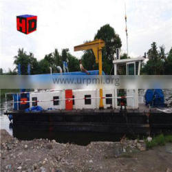 Good Function China Cutter Suction Dredger /River mining/dredging machine at low cost
