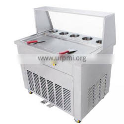 Pro-Taylor Round/Square Pan Thailand Style Hot Sale Fried Ice Cream Machine