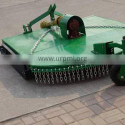 rotary PTO mower with clutch