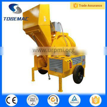 TOBEMAC JZF350 used concrete mixer truck for sale