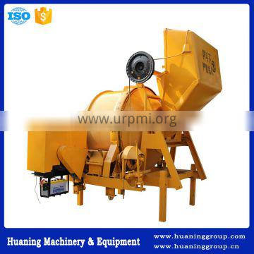High Durability Discharge Capacity 350L Diesel Concrete Mixer for sale