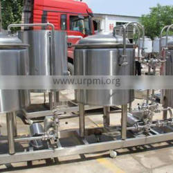 Electric heating mash tun 200l beer brewery system for sale