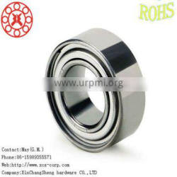 Competitive price cabinet door roller bearing China made ,691X ball bearing size