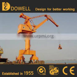 Safety and reliability 25 Ton container portal crane