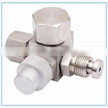 Stainless Steel material gas control valve