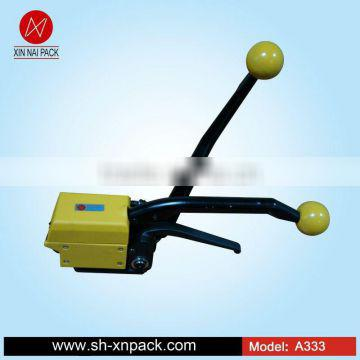 A333 steel strapping sealless manual box strapping