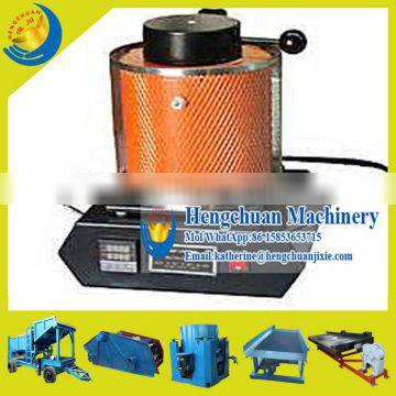 Mini Gold / Silver / Copper Melting Furnace with Load-Nearing of 2KG