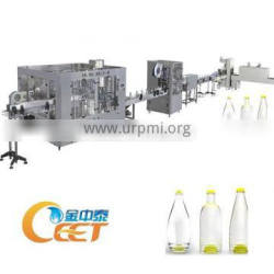 Small Scale Drinking Water Filling Machine / Turnkey Water Bottling Plant / Complete Drinking Water Line Quality Choice