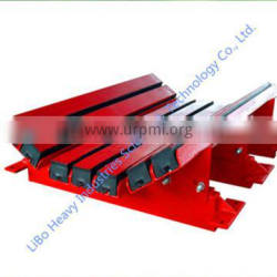 wide Support Surface Belt Width 1400mm Impact Bed