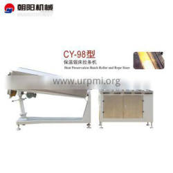 food processing machine lolipop candy batch roller