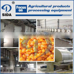 Corn starch processing plant supplied to vietnam