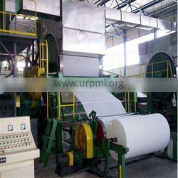 1200mm low cost cheap toilet paper making machine