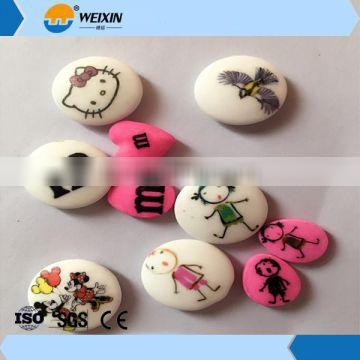 Widely used 3d printer food with colourful pictures
