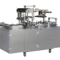 Health Care Products Box Wrapping Machine Price Semi Automatic Strapping Machine