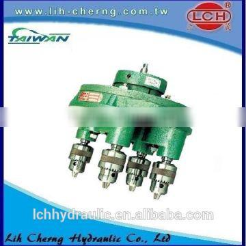 alibaba china supplier Adjustable Fixed Type Multi-Spindle tapping drilling Head