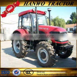 Agricultural Machine 110hp wheeled tractor hot sale