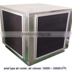 Togo high cost performance through the wall evaporative cooling unit