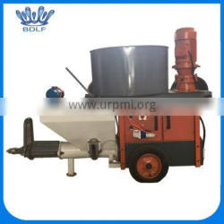 customers best choice cement plastering machine for wall