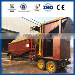 SINOLINKING Best Ability Professional Placer Gold Mining Equipment Exported to Ghana