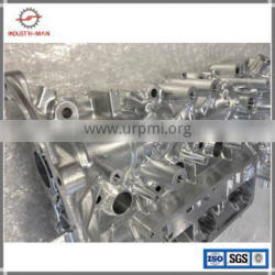 OEM service precision parts CNC machining prototype Aluminum Steel fabrication service