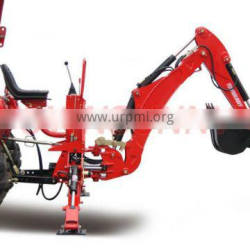 High quality Hydraulic backhoe for tractor hot sale