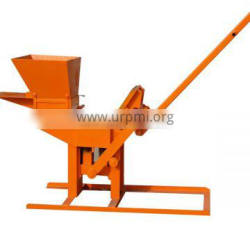 Diesel engine driven Automatic soil red light weight brick making machine price