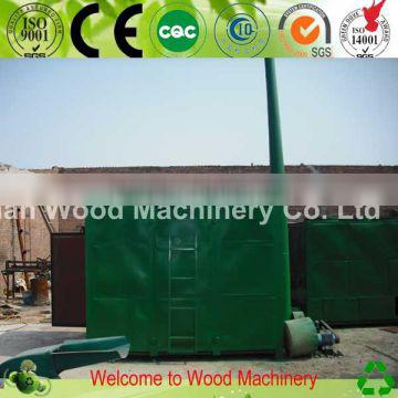 carbonization kiln for making coconut shell charcoal