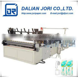 2016 new design outstanding promotion toilet paper making machine production line