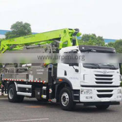 Zoomlion 38m Small Truck Mounted Concrete Truck Pump